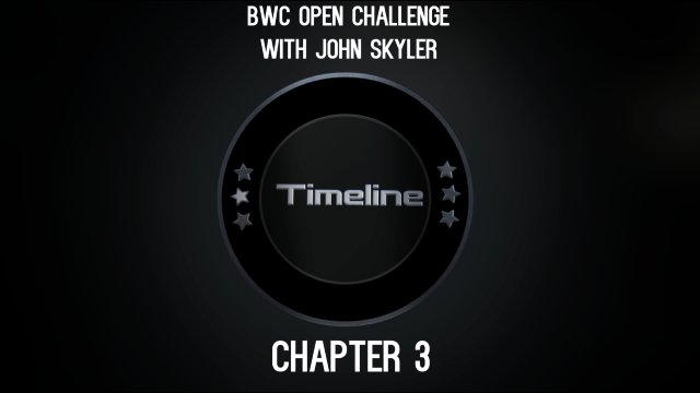 BWC Open Challenge Chapter 3