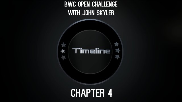 BWC Open Challenge Chapter 4