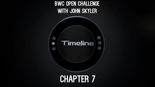 BWC Open Challenge Chapter 7