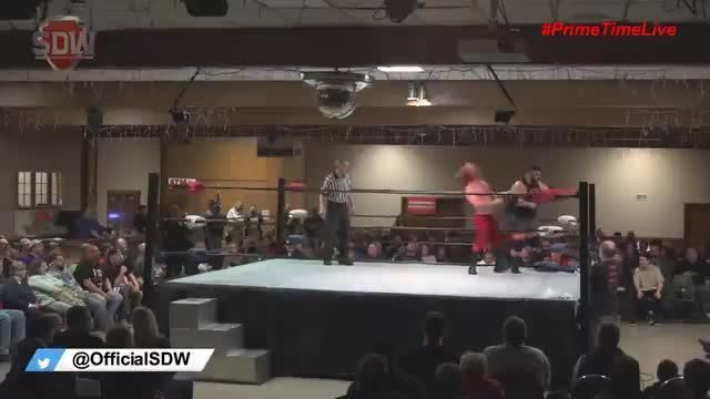 Brawl on American Boulevard Ricky Love vs. AJ LaRock