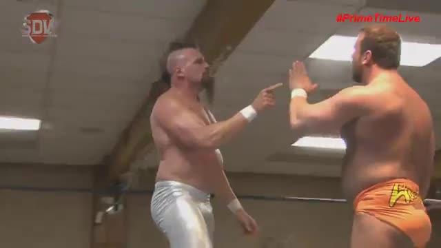 Brawl on American Boulevard SDW Heavyweight Championship Mitch Paradise vs. Hotshot Danny Duggan
