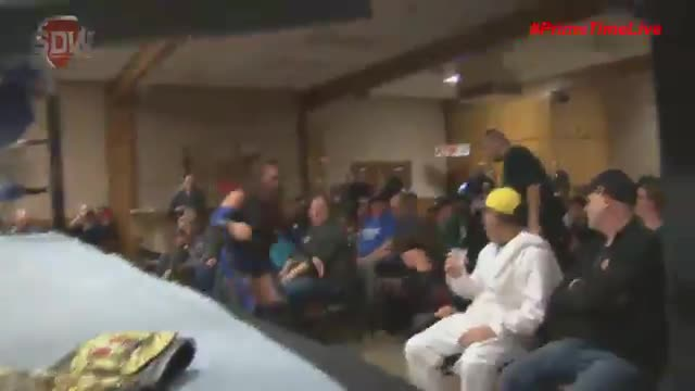 Brawl on American Boulevard SDW Women's Title Malia Hosaka vs. Stacy Shadows w/ the Golden Idol