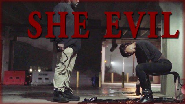 SHE EVIL Vol.1 (B-SIDE)