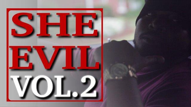 She Evil Vol.2 (B-SIDE)