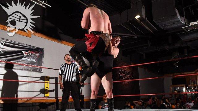 Punk Pro Wrestling: A Grave Affair