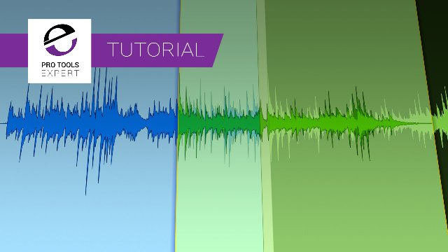 Overlapping Clips In Pro Tools - Layered Editing, Fully Overlapped Clip Playlists And More
