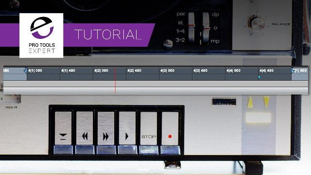 With Pro Tools' Dynamic Transport Mode You Can Create and Work With Loops Faster. Learn How In this Expert Tutorial.