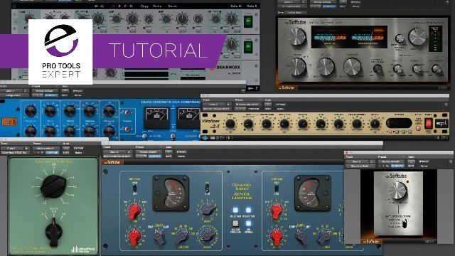 Parallel Processing Chains In Pro Tools. How Using Master Faders For Extra Control Can Help  Your Mixes- Expert Tutorial