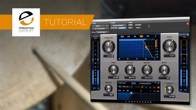 Tutorial - Understanding Compressor Attack And Release Times