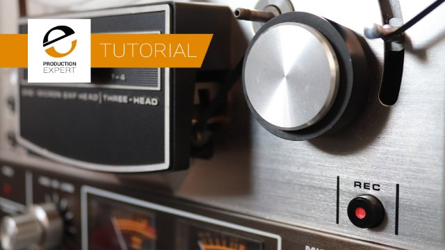 Get Hands-On With Real Tape Delay Using Real Tape - Expert Tutorial