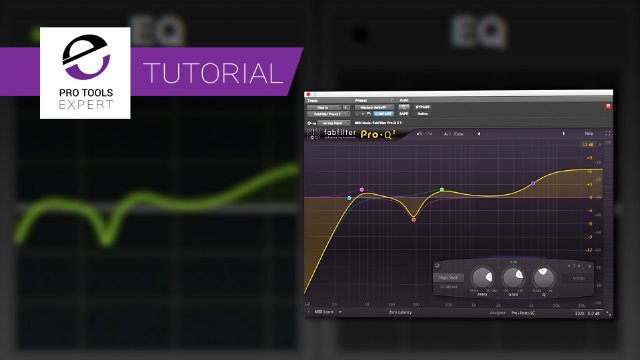 There's A Reason For Using The New Pro Tools Mix Window EQ Curve In That No One Is Talking About