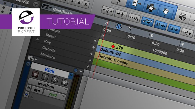Do You Know What The Pro Tools Song Start Marker Does? Control The Pro Tools Timeline With Time Operations