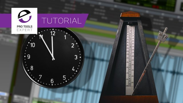 Ticks And Samples - Do You Know Which Parts Of Pro Tools Reference Relative Or Absolute Timebases?
