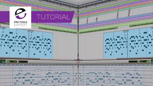 Pro Tools Layered Editing And Mirrored MIDI Editing. Everything You Need To Know - Expert Tutorial