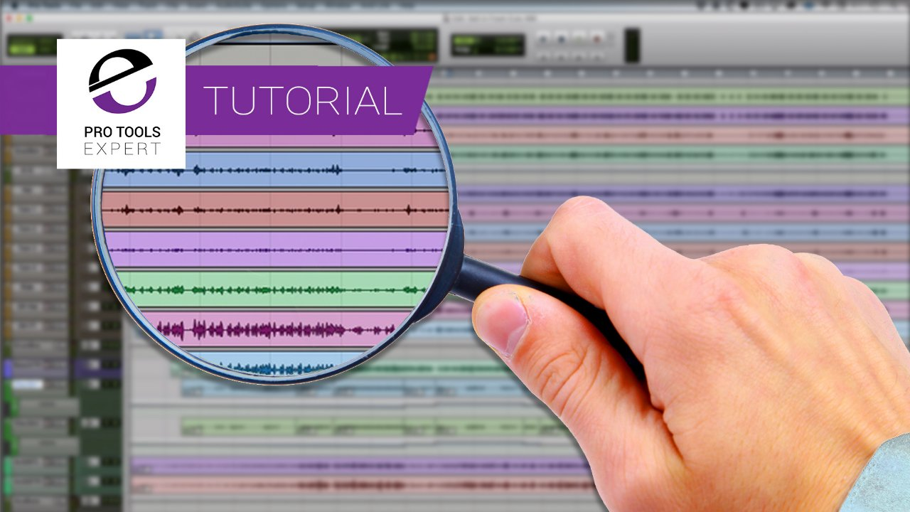 The Pro Tools Zoom Tool - Better Than You Remember? - Expert