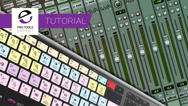 Our 12 Favourite Pro Tools Keyboard Shortcuts You Might Not Know