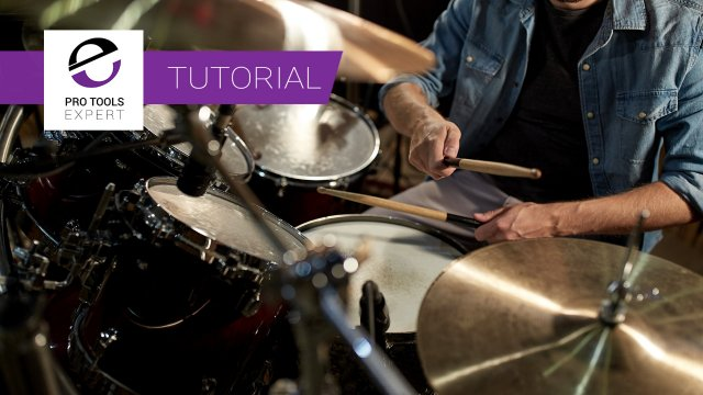 Drum Tracking - How To Get A Big Room Sound From Your Small Room