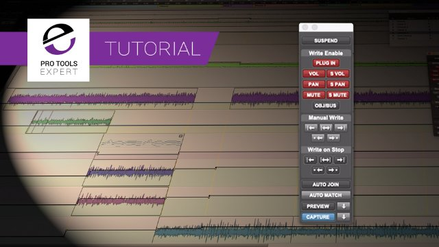 What Is Capture Mode In Pro Tools And What Can You Do With It? - Expert Video Tutorial