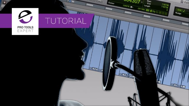 Using The Pro Tools Separation Grabber With Dialogue
