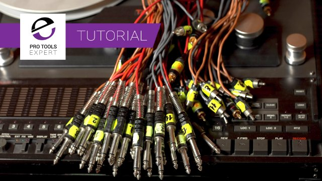 Take Control Of Routing In Pro Tools