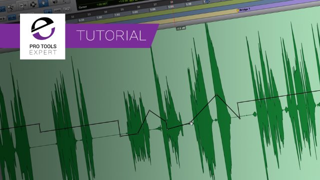 Use Pro Tools Clip Gain Faster And Better