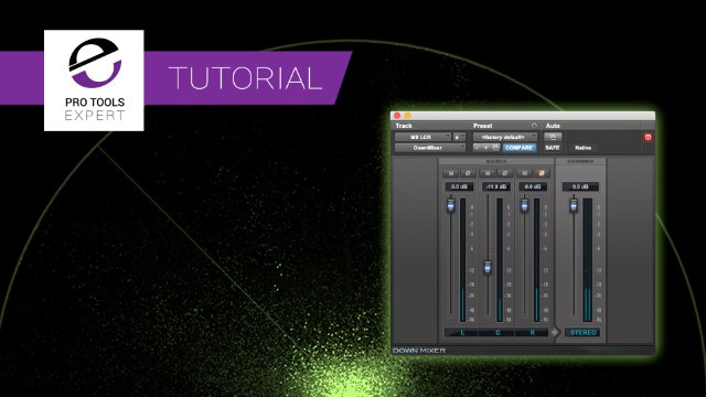 3 Ways To Use MS Recordings In Your Pro Tools Sessions