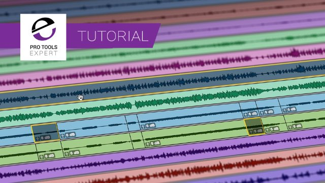 Making Selections In Pro Tools - Expert Tutorial