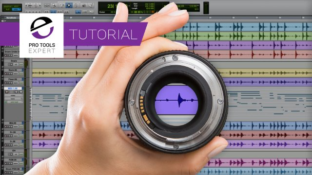 Everything you need to Know About Zooming In Pro Tools - Expert Tutorial