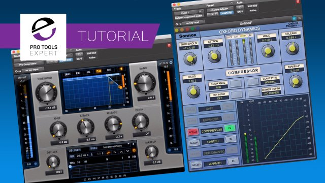 Pro Compressor Attenuation Listen Mode - How And Why To Get The Same Results From Other Compressors