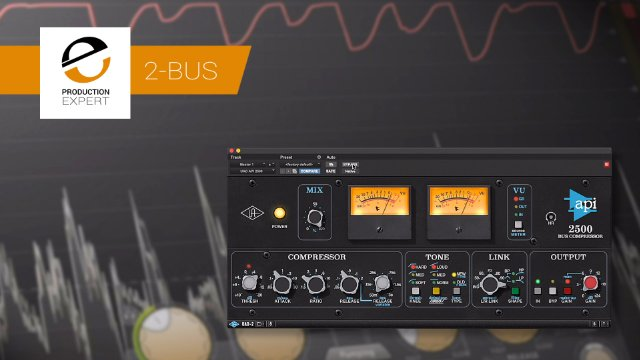 Introduce Bounce To Your 2-Bus Compression
