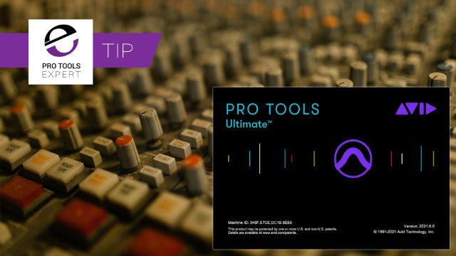 Change Track Widths In Pro Tools 20201.6