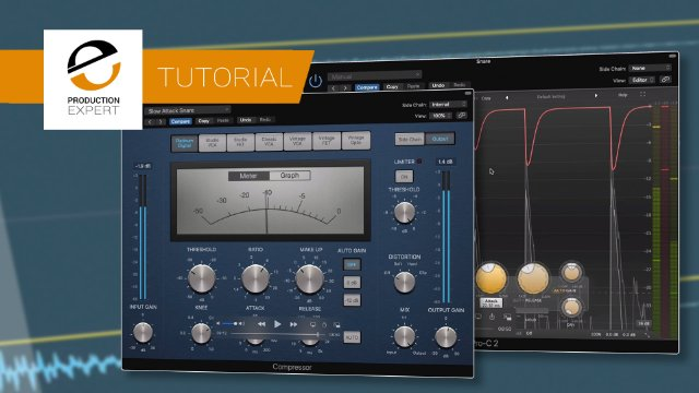 Compression Tutorial - Mastering Attack Times To Shape Your Drums