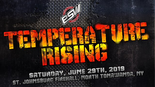ESW Temperature Rising (06/29/2019)