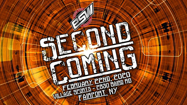 ESW Second Coming (02/22/2020)