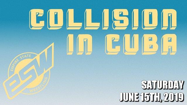 ESW Collision in Cuba (06/15/2019)