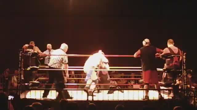 WrestlingCon part 3