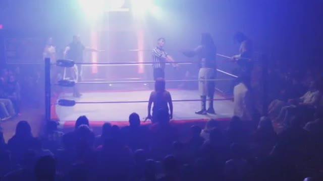 RCCW West Coast vs. Takuri & Rage