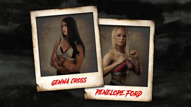Momento Mori: Penelope Ford vs Gemma Cross