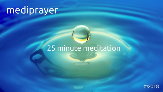 Mediprayer Meditation