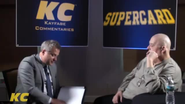 Supercard: King Kong Bundy Re-Experiences WM2