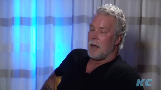 Breaking Kayfabe with Kevin Nash
