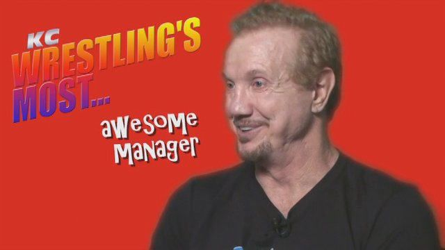 Wrestling's Most...Awesome Manager