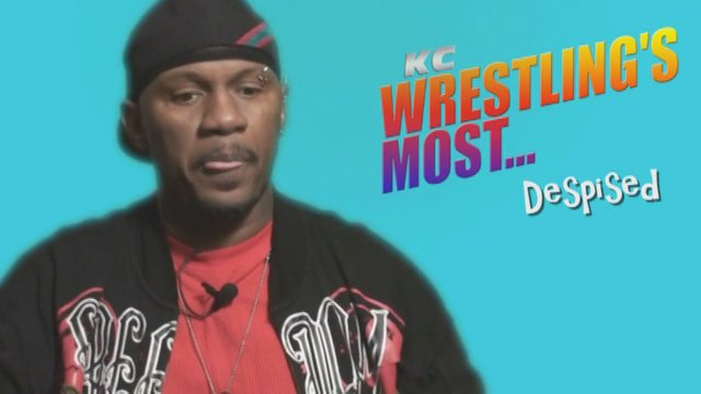 Wrestling's Most...Despised