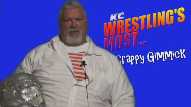 Wrestling's Most...Crappy Gimmick