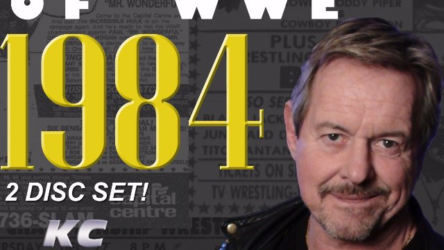 Timeline: The History of WWE - 1984 - Told by Roddy Piper