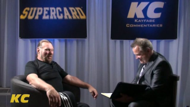 Supercard: Hacksaw Duggan Re-Experiences Royal Rumble '88