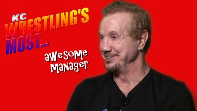 Wrestling's Most...Awesome Managers