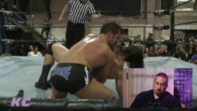 Gabe Sapolsky's Next Evolution with Roderick Strong