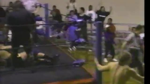 Classic Southern States Wrestling TV Sunday Special Nov 28 1999