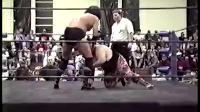Southern States Wrestling Saltville VA Feb 4 2000